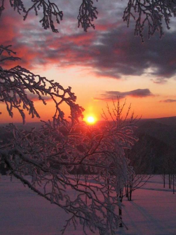 新年旅游新气象—穿越雪乡