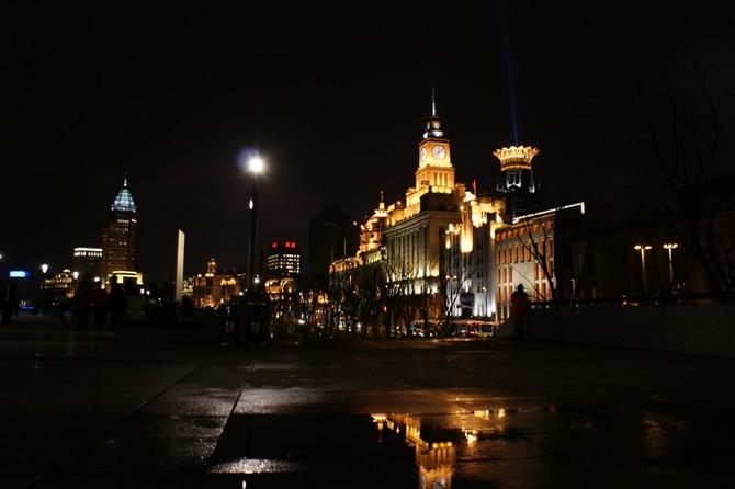 四月驴行之上海:都市虽美不关身