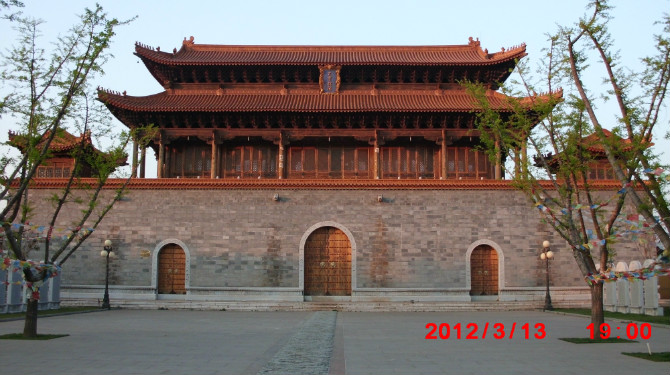 晋宁宝泉寺