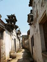 查济--皖南最大的古民居村落
