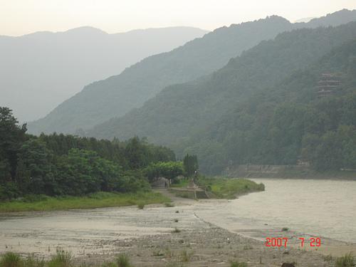 取水都江堰 问道青城山(上)