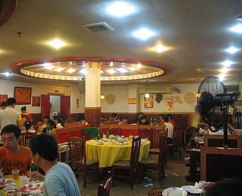 上海的蒙古包