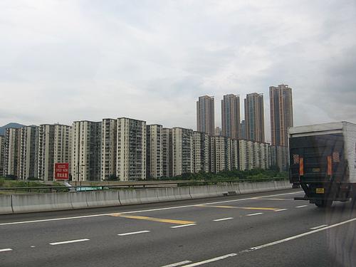 1、香港的房子