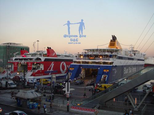 爱琴海蜜月之旅(七) Mykonos风情:鹈鹕、风车、小威尼斯和同性爱