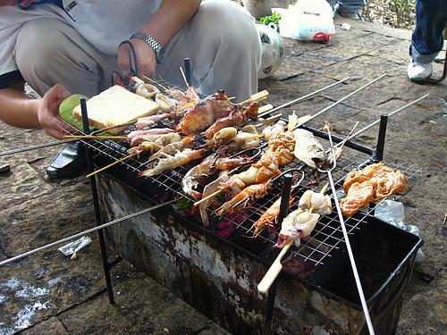 姜姜寿宴记&植物园烧烤记