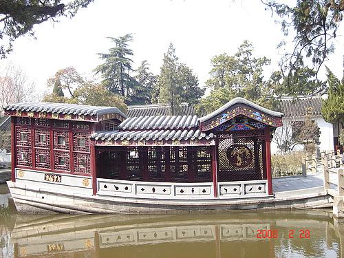 江南蜜月之旅:南京、扬州、镇江、上海纪行(二)