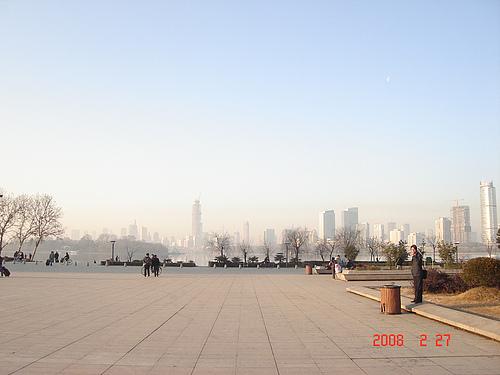 江南蜜月之旅:南京、扬州、镇江、上海纪行(一)