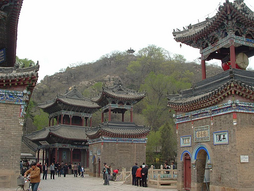 辽宁葫芦岛圣水寺