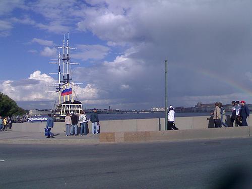 『原创』彼得堡的美丽风景