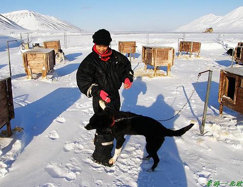 陷进童话故事的家乡--北极,北欧