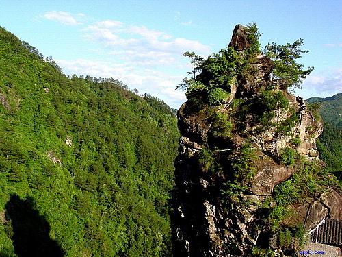 福建省寿宁县--南山风景区风光