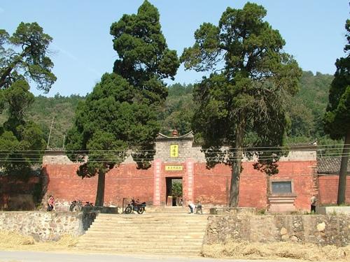 千年古刹-净居寺(转载)
