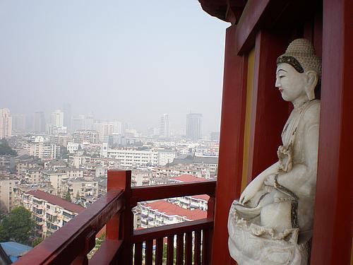 南京,哀而不伤的城市