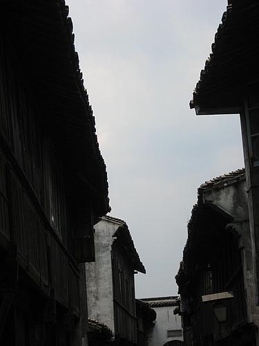 印象中的乌镇和苏州博物馆
