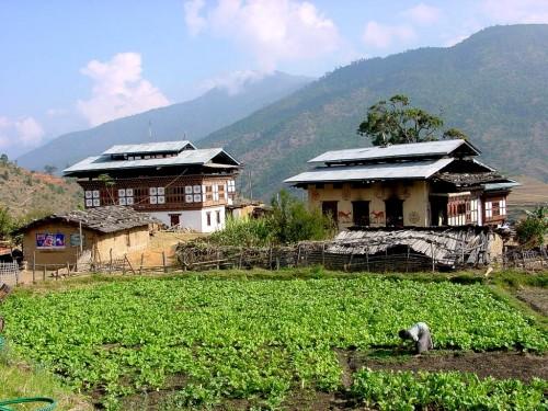 快乐天堂——不丹