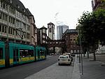德国法兰克福市政厅叹息桥