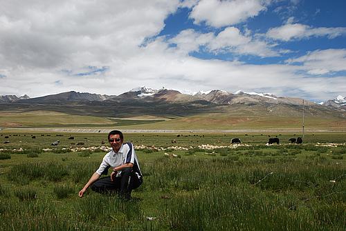 我在西藏当警察