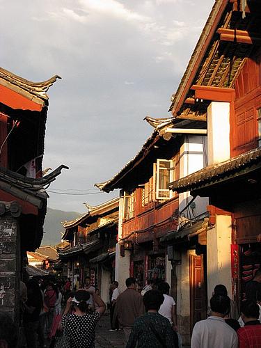 丽江 失落之城