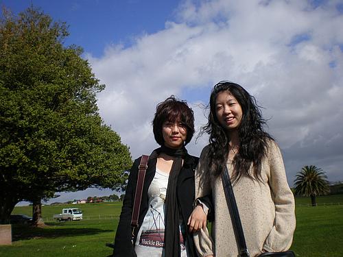 南半球的流水账3 白云的故乡--NEW ZEALAND