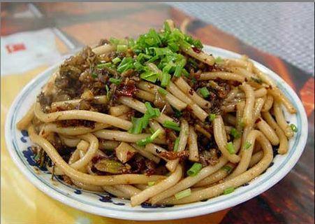 小Wei美食--家乡的冷粉