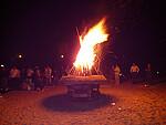 中秋,篝火