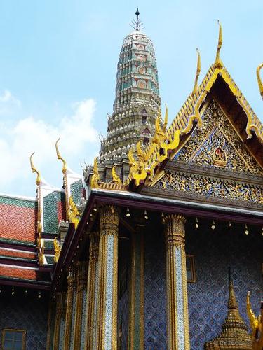 继续怀念咖喱味儿的阳光——曼谷游览篇