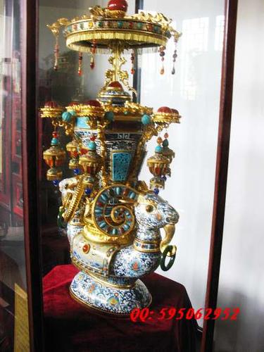 刘公岛博览园之——中华海坛、望海楼