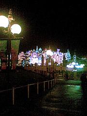夜游HK Disney——黑色世界 【下】