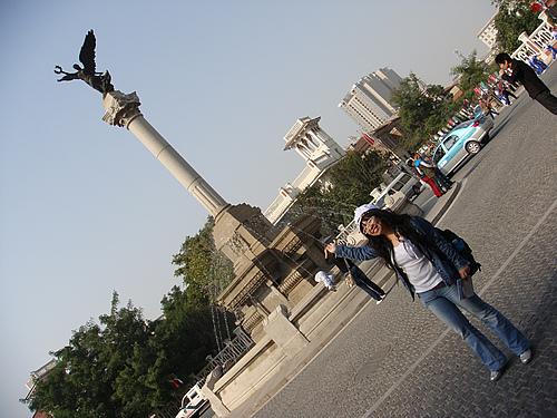 迟到的游记——天津