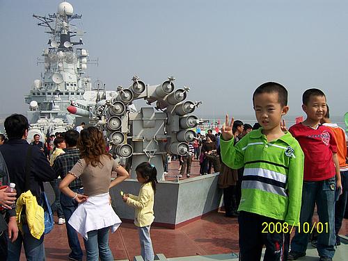 天津航母之旅