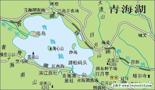 08-7-28 青海湖之行