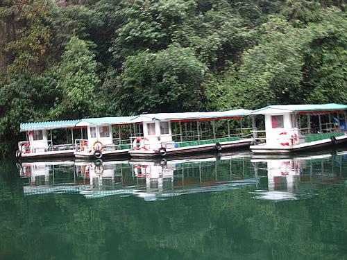 宝峰湖一游