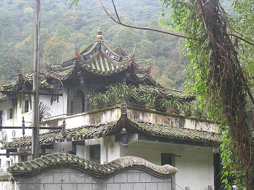 青城山游记
