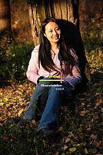 秋意-2008年11月人像外拍于南雄
