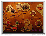 """甘肃历史博物馆:〈三〉公元前2世纪 罗马——兰州——西安——大板 丝绸之路""""文明""""""""繁荣""""""""宗教"""""""