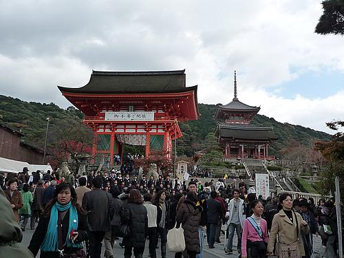 京都掠影(3)——清水寺