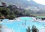 剑河温泉-冬游的最佳目的地