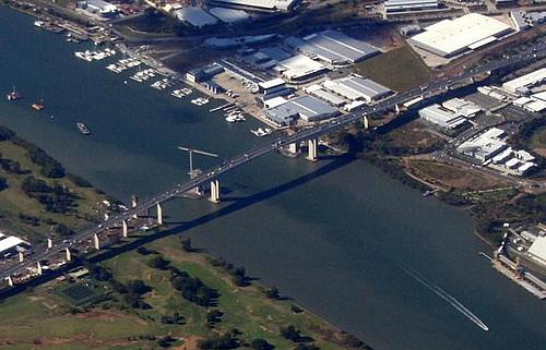 澳大利亚布里斯班盖特威大桥