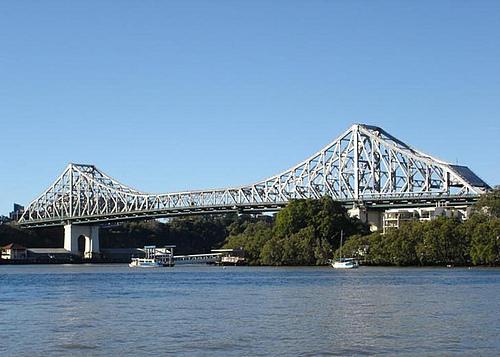 澳大利亚布里斯班史多利桥