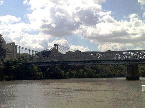 澳大利亚布里斯班阿尔伯特大桥