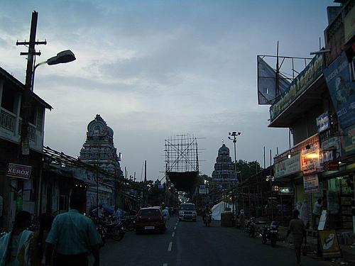 印度教和印度庙