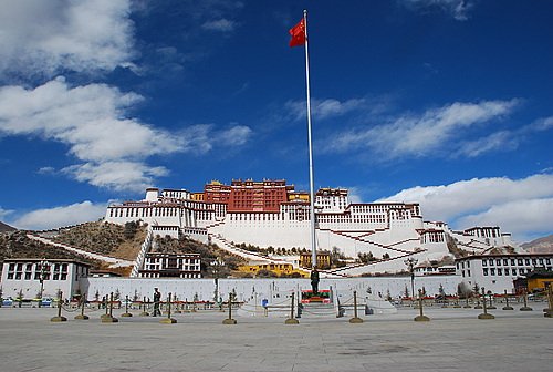 几次到西藏的记忆(原图)
