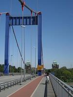 德国北威州杜伊斯堡弗里德里希埃伯特大桥