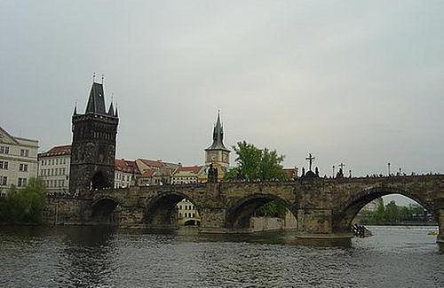 捷克布拉格查理大桥