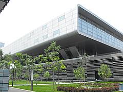北京国家图书馆新馆
