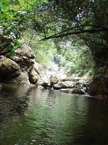 深圳-惠州:石头河,又名情人谷