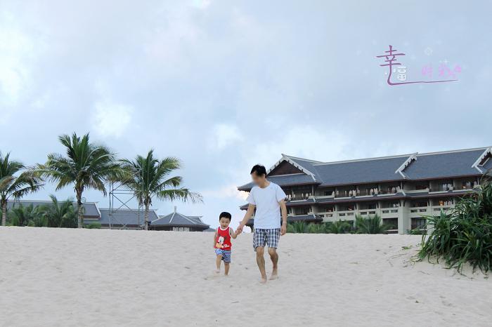 ♡幸福の时光♡七月三亚亲子游图文版详解--『Ritz沙滩篇』