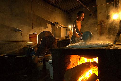 太子豆腐:越过千年仍飘香