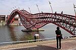 荷兰阿姆斯特丹斯波伦堡-博尼奥大桥