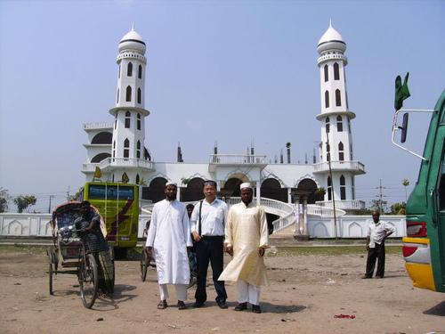 孟加拉采风